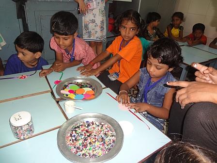 Raksha Bandhan celebration at Prem Dan