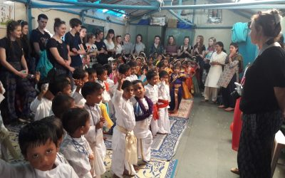 Workshop held in Garden School