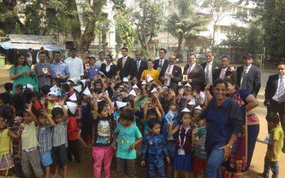 Childrens' Day Celebration at Ghoda Garden