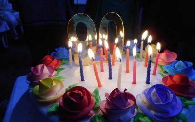Mother Felicity's 90thBirthday Celebration