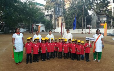 Republic day parade hosted by Campion School