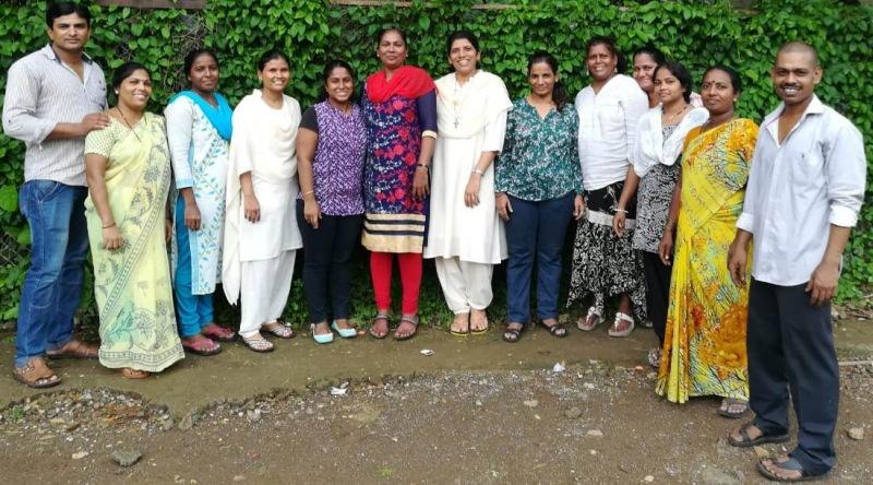 Garden School Staff