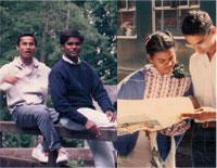 Murgesh, Ganesh & Saroja