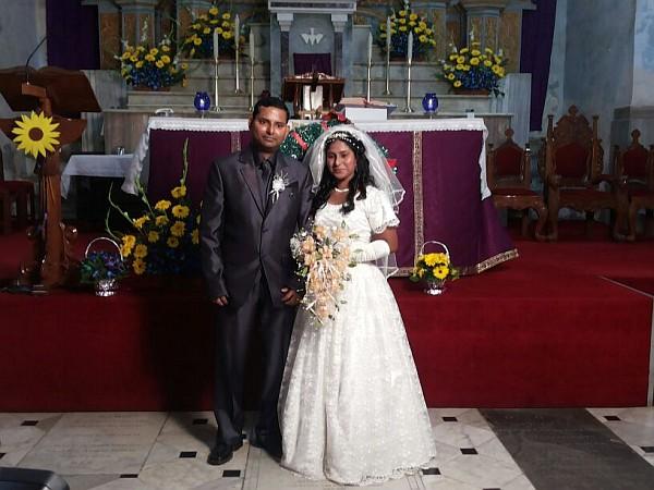 Queenie wedding