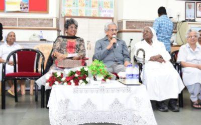 Parents' day was celebrated in Garden school